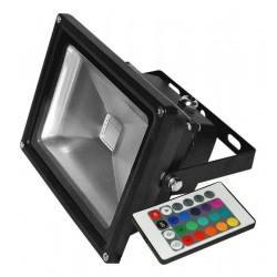 FOCO LED 20W RGB