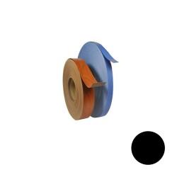 CHAPA CANTOS PVC SIN ENCOLAR 22MM NEGRO