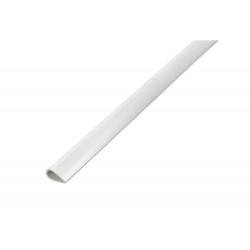 SUJETAPAPELES PVC 15X6MM 1MT BLANCO
