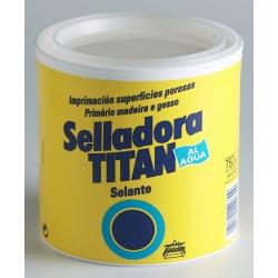 SELLADORA AL AGUA BLANCO 750ML - TITAN