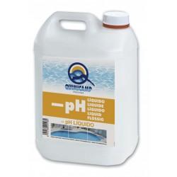 REDUCTOR PH 6 LIQUIDO (PH-)