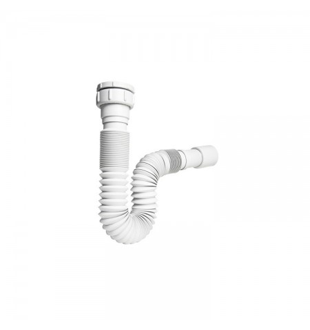 SIFÓN EXTENSIBLE D32 40MM - WIRQUIN