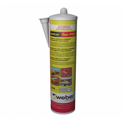 WEBER.FLEX P100 BLANCO 300 MML (F)