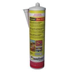 WEBER.FLEX P100 NEGRO 300 MML (F)