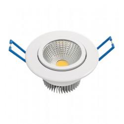 EMPOTRABLE LED 5W 60º ALUMINIO PACK 2+1