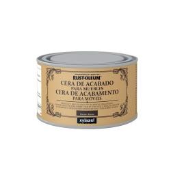 XYLAZEL RUST-OLEUM CERA DE ACABADO 400ML CLARA