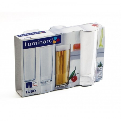 SET 3 VASOS 31,5CL - LUMINARC