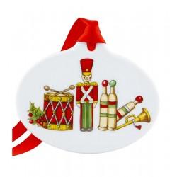DECORACIÓN CHRISTMAS SOLDADO/TAMBOR