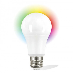 BOMBILLA RGB E27 12W SMART WIFI - GARZA