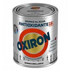 BARNIZ OXIRON ANTIOX. AGUA BRILL. 750ML TITAN