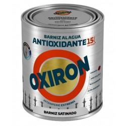 BARNIZ OXIRON ANTIOX. AGUA SAT. 750ML TITAN