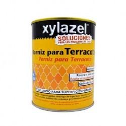 BARNIZ TERRACOTA SATINADO 4L XYLAZEL