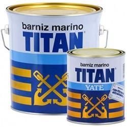 BARNIZ MARINO TITAN YATE 4L