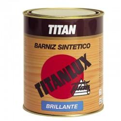 BARNIZ INCOLORO BRILLO 4L TITAN