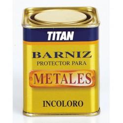 BARNIZ METAL 250ML TITAN