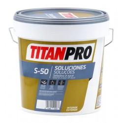 PINTURA TITAN PRO S50 SELL.PENETRANTE AG.BCO.M. 4L