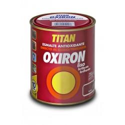 PINTURA OXIRON LISO BR. AGUA PLATA 2,5L TITAN