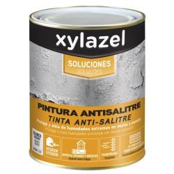 PINTURA ANTISALITRE 750ML XYLAZEL