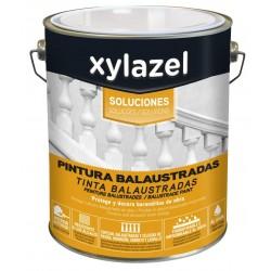 PINTURA BALAUSTRADAS 4L BLANCO MT XYLAZEL
