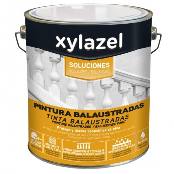 PINTURA BALAUSTRADAS 4L BLANCO ST XYLAZEL