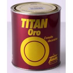 PINTURA TITAN ORO 3002-125ML