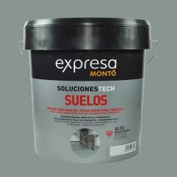 PINTURA SUELO EXPRESA 4L GRIS