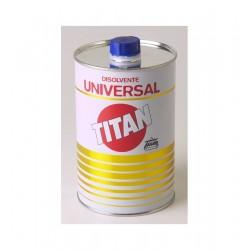 DISOLVENTE UNIVERSAL 1L TITAN