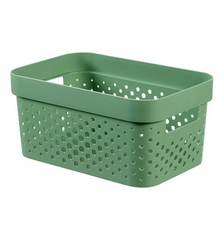 CESTA VERDE INFINITY RECYCLED 4,5L - CURVER