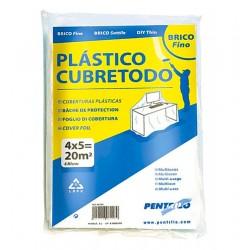 CUBRETODO PLÁSTICO 4X5 FINO