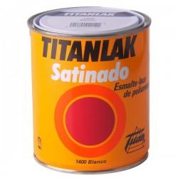 PINTURA TITANLAK 750ML NEGRO