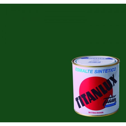 PINTURA TITANLUX 750ML VERDE MAYO