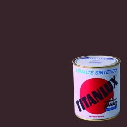 PINTURA TITANLUX 750ML TABACO