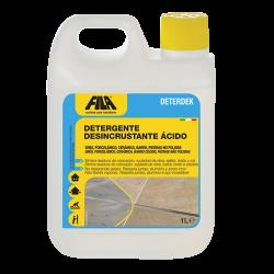 DETERGENTE DESINCRUSTANTE ÁCIDO DETERDECK 5L - FILA