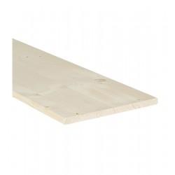 TABLERO ABETO 150X50X1,8 - PIRCHER