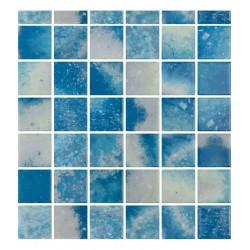 MOSAICO VITREO PENTA BLUESTONE 31,1X31,1 (5X5) - ONIX