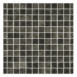 MOSAICO VITREO 25150 NIEVE ANTISLIP 2,5X2,5 - ONIX