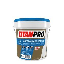 PINTURA H8F FIBRADA ANTIGOTERAS BLANCO 4L - TITAN