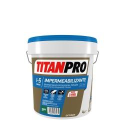 PINTURA H8F ANTIGOTERAS FIBRADA VERDE 4L - TITAN