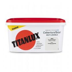 PINTURA TITANLUX COBERTURA T. BL PIEDRA 4L TITAN