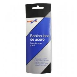 LANA ACERO BOBINA 150GR MEDIO