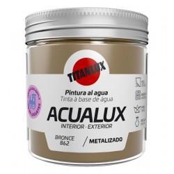 ACUALUX METAL BRONCE TITAN 75ML