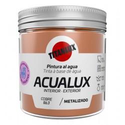 ACUALUX METAL COBRE TITAN 75ML