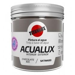 ACUALUX SATIN.CHOCOLATE TITAN 100ML