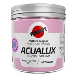 ACUALUX ROSA PÁLIDO TITAN 75ML
