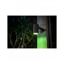 HUE FOCO LED EXTERIOR LILY SPIKE 1X8W NEGRO