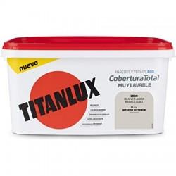 PINTURA TITANLUX COBERTURA T. BLCO AURA 4L TITAN