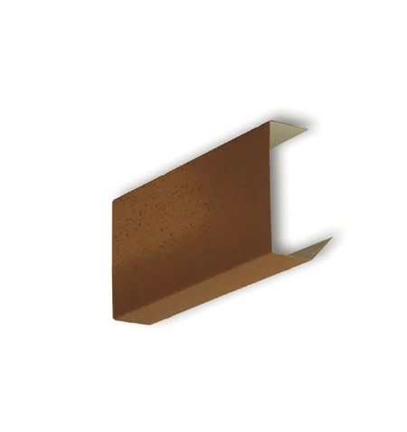 REMATE LATERAL PANEL TEJA UD (2,5 ML)