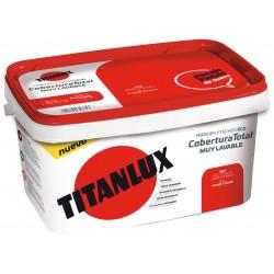 PINTURA TITANLUX COBERTURA TOTAL BL 4L TITAN