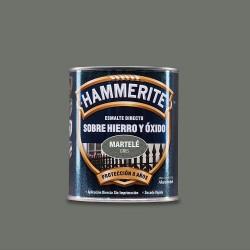 HAMMERITE 750ML ESMAL MET MART GRIS