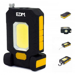 LINTERNA LED XL 3W 300LM EDM